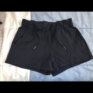 Lululemon shorts size 10 black